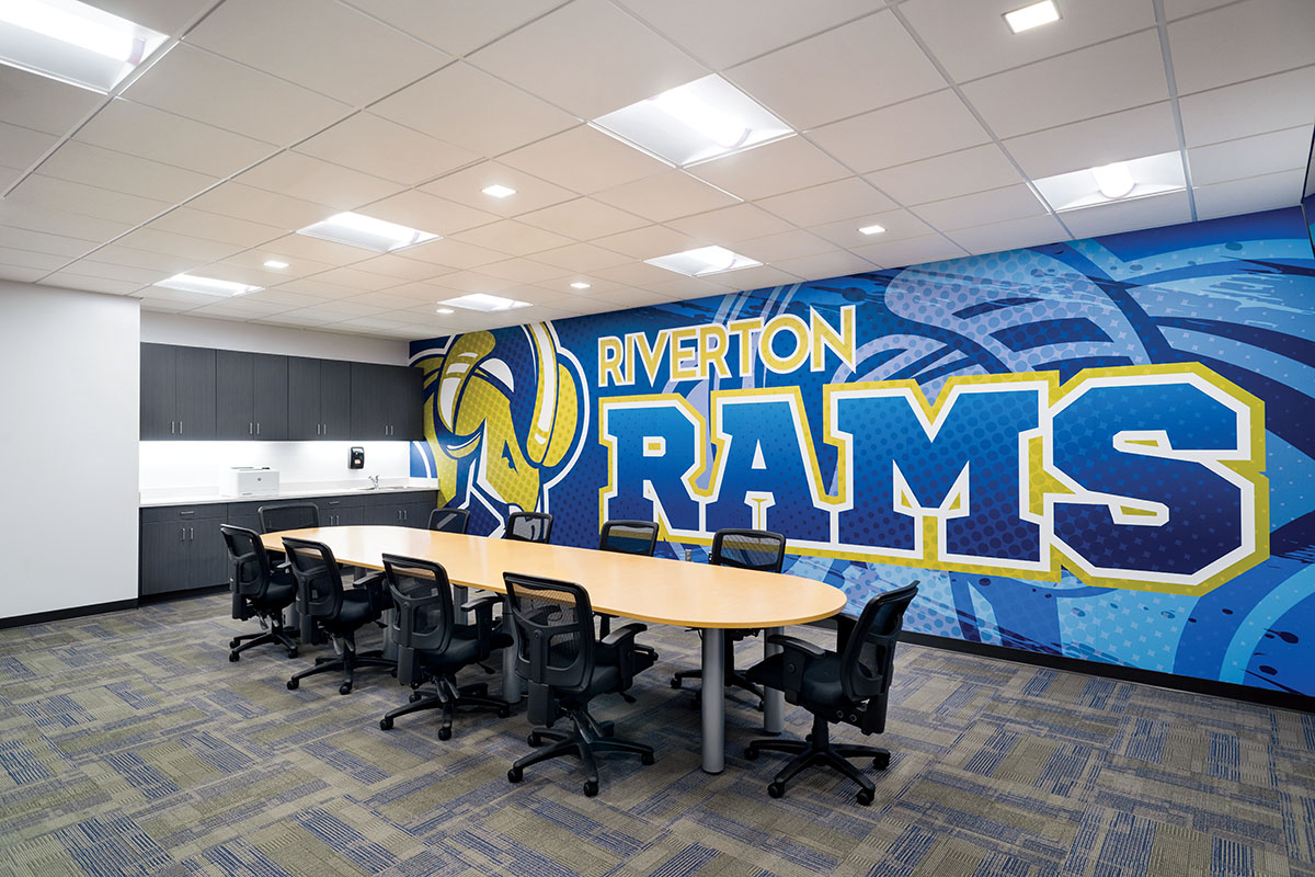 Riverton High School – Conference Room