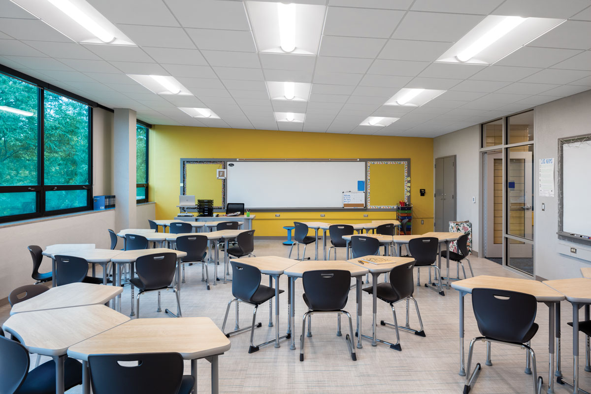 Lincoln Middle School – Classroom