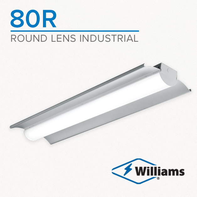 New! 80R | Round Lens Industrial