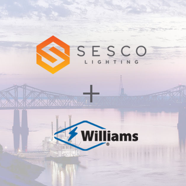 SESCO Lighting Represents Williams in Mississippi