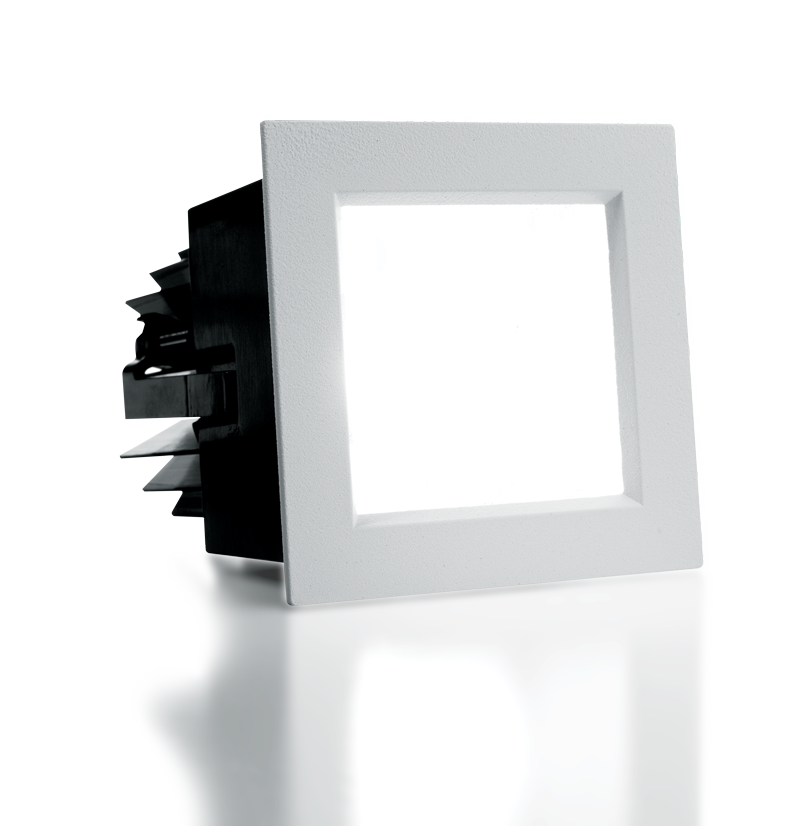 "2DS: 2"" Downlight – Square"