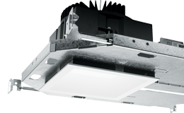 "6DS: 6"" Downlight – Square"