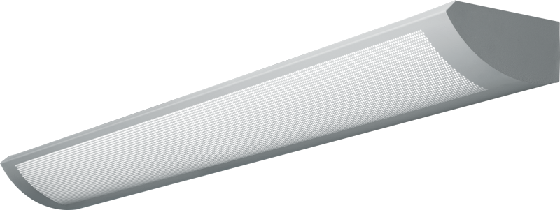 AIW: Perfectly complementing the AI3 series, Williams AIW supplies indirect wall illumination. Offered in 4' and 8' lengths, choice of perforation, slots, or solid bottom, AIW is perfect for perimeter lighting in hallways, conference rooms, or over hospital beds.
