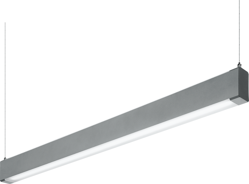 "AX2UD: With a slender 2"" width and three configurations, the AX2UD is a versatile, unobtrusive source of direct and indirect lighting."