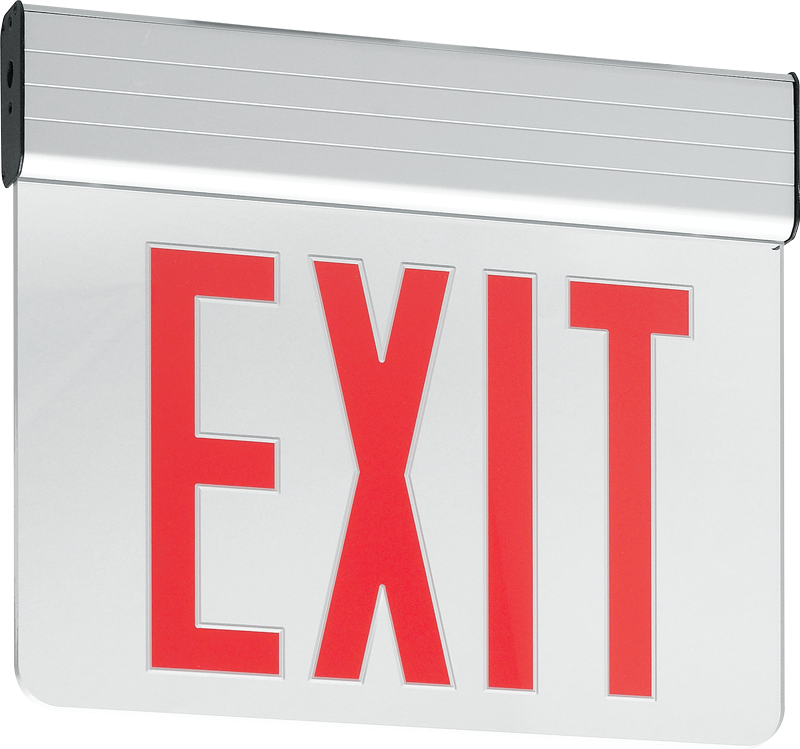 EXIT/EL/NYC: Providing 90 minutes of emergency operation, the New York City-approved EXIT/EL/NYC is available as either full-time AC powered unit or emergency unit with battery backup.