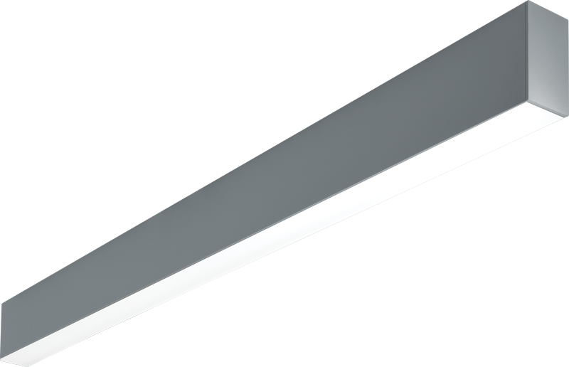 MX2S: For lower ceiling heights, MX2S series surface mount provides standalone, row mount, and horizontal corner styles in smooth, seamless illumination.