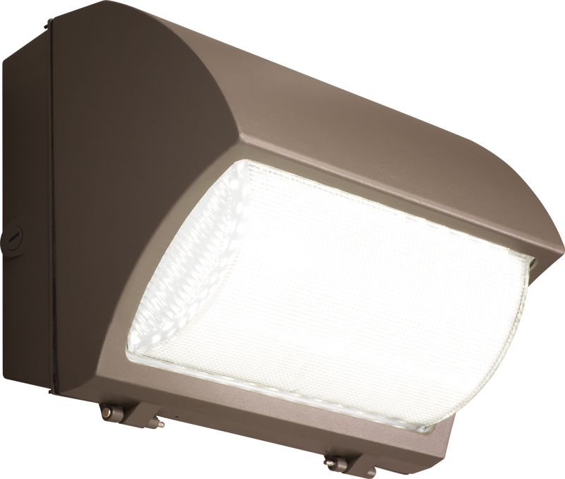 WPAL: With a curved profile, the semi-cutoff design for WPAL features energy savings up to 80% over traditional HID.