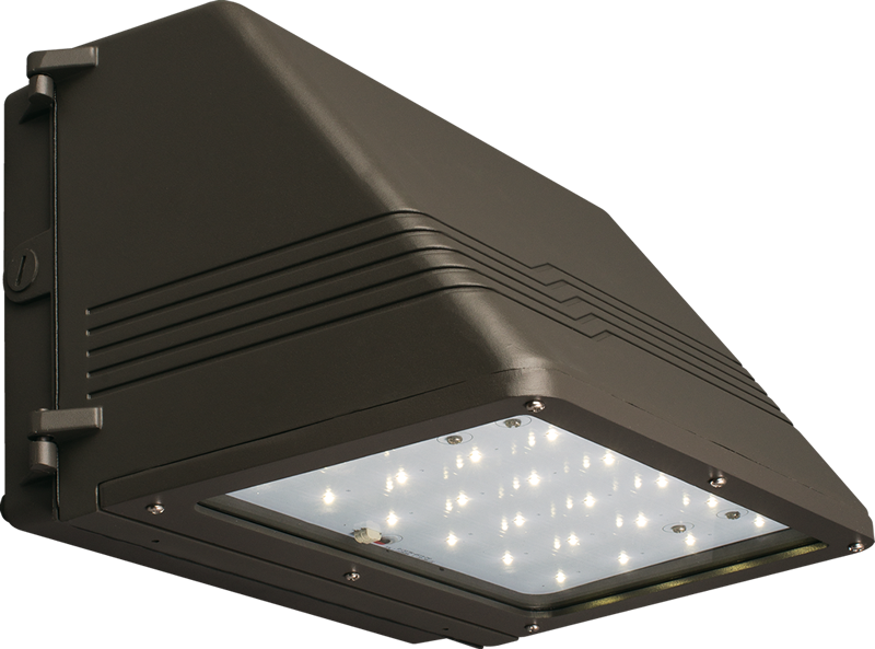 WPTZ: WPTZ series, available in LED or CFL, features a clear, heat and impact-resistant glass lens and is fully gasketed for wet locations.