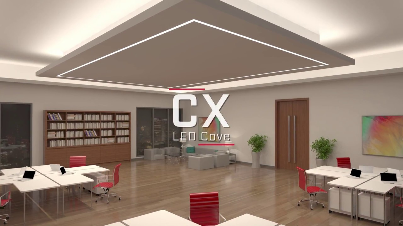 Designed for seamless illumination and adjustable to the inch, the new LED CX provides cove lighting at an exceptional value.